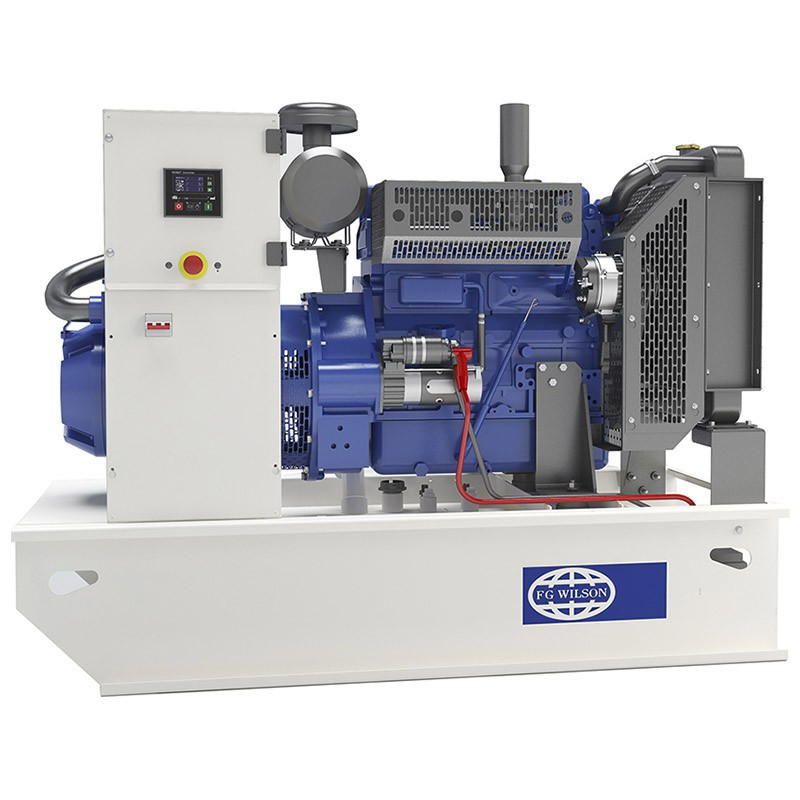 ⚡FG WILSON F125-1 (100 кВт)