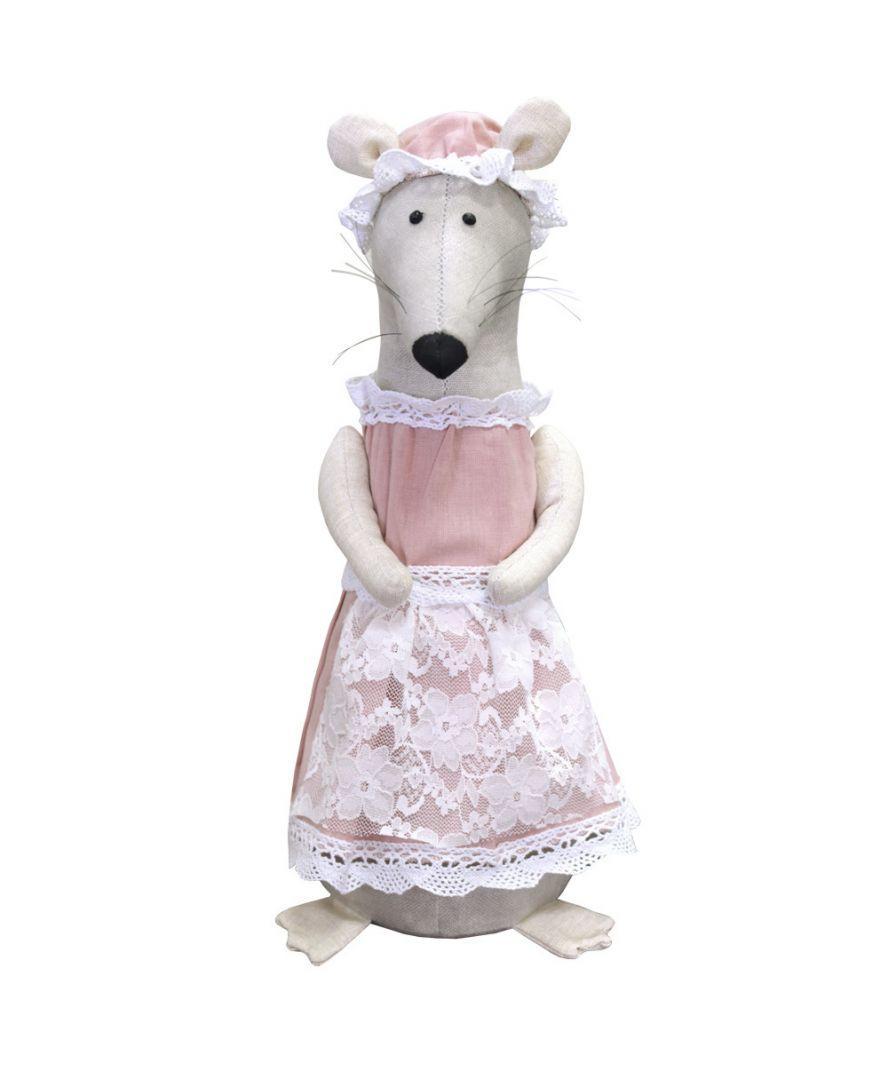 Крыса Мадам - интерьерная игрушка ручной работы