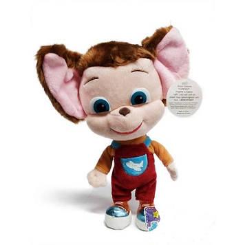 Малюк, барбоскины, м'яка музична іграшка, з, мультфільму, якісна, балакуча
