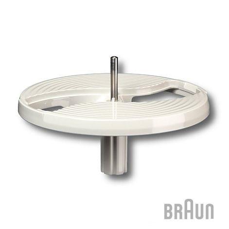 Диск-держатель вставок для кухонного комбайна Braun 67051145
