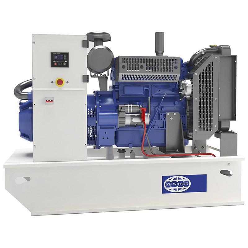 Трехфазный дизельный генератор FG WILSON P150-3 (120 кВт)