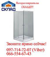 Душевая кабина TIAN MEI R-501 90х90 см, квадратна с поддоном.