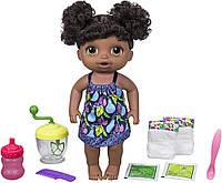 Кукла Hasbro Baby Alive Брюнетка сладкоежка