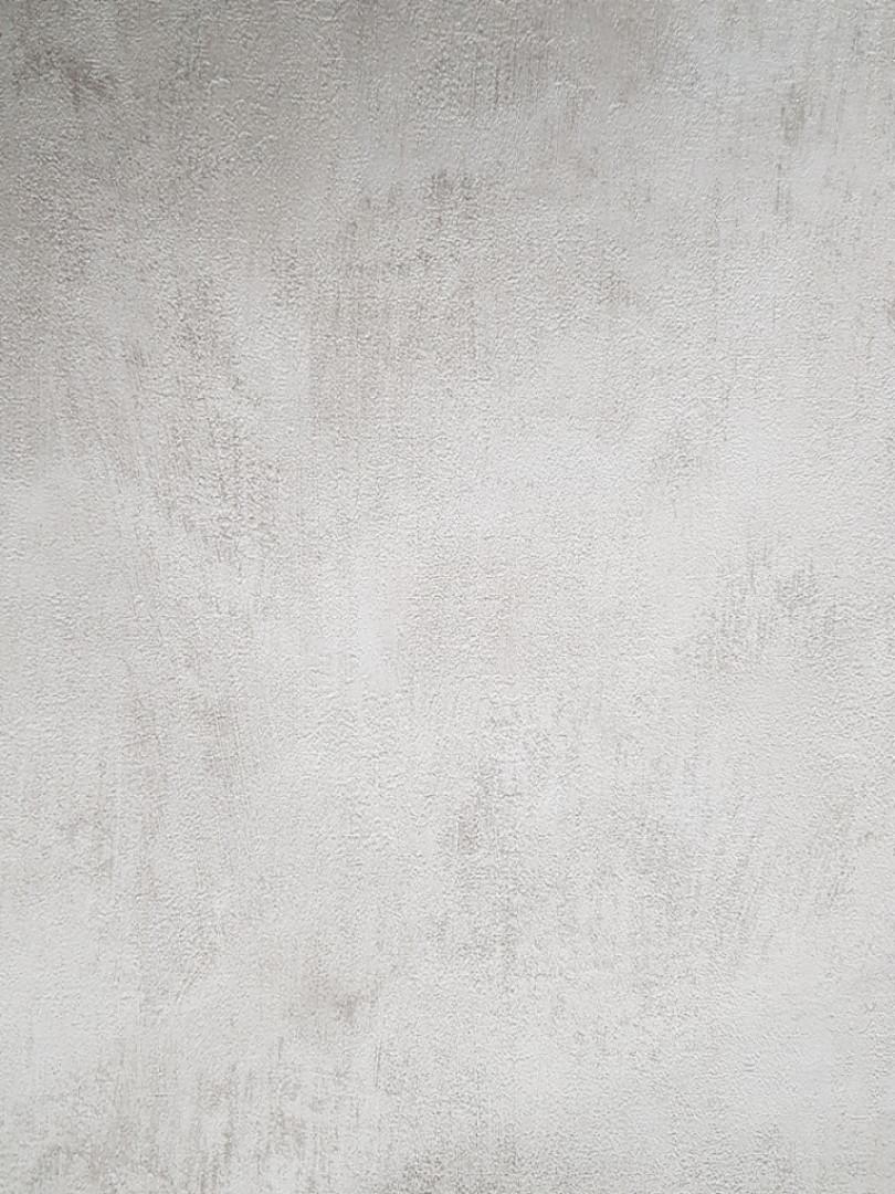 Обои виниловые на флизелине  GranDeco Colour Dreams 153909 метровые под штукатурку бежевые серые молочные