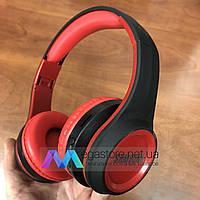 Накладные беспроводные Bluetooth наушники Samsung MS 991 A блютуз гарнитура самсунг красные