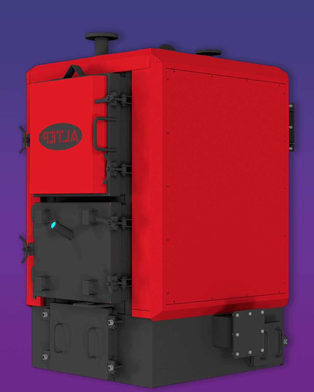Котел Altep Bio Uni 100 кВт
