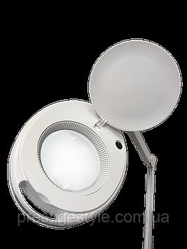 Лампа-лупа LS-6027K-H LED 5D настольная