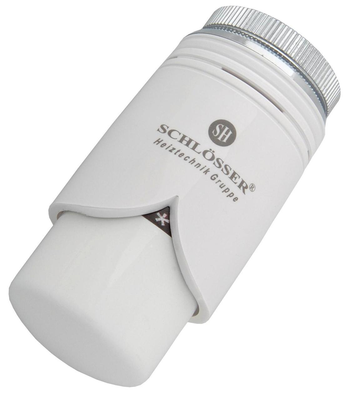 Термостатическая головка Schlosser SH Brillant Белый
