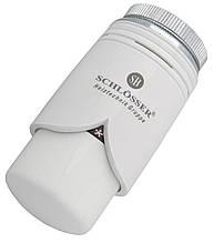 Термостатична головка Schlosser SH Brillant Білий