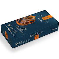 """Кофе в капсулах Boseco """"Brazil"""", капсульное кофе формата nespresso. Кава в капсулах, капсульна кава."""