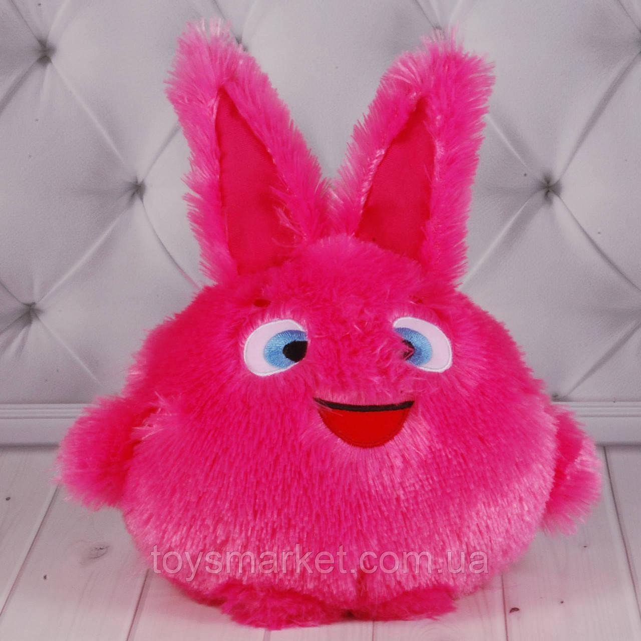 """Мягкая игрушка зайчик Большой Бу """"Солнечные зайчики"""", игрушки из """"Sunny Bunnies"""""""