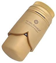 Термостатична головка Schlosser SH Brillant золото матове