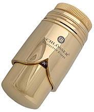 Термостатична головка Schlosser SH Brillant золото