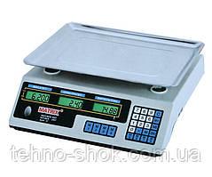 Весы торговые электронные MATARIX со счетчиком цены на 50кг