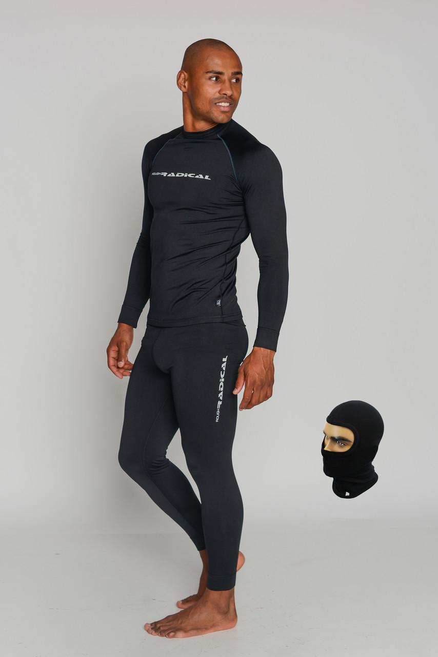 Мужской спортивный утепленный костюм для бега Rough Radical Magnum (original) теплый зимний