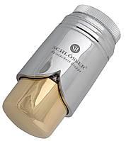 Термостатическая головка Schlosser SH Brillant Хром - Золото