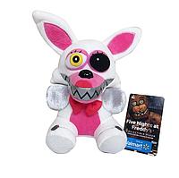 Оригинальная мягкая игрушка Funko,  23 см. Кошмарный Мангл 5 ночей с Фредди Аниматроники. Фнаф
