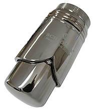 Термостатична головка Schlosser SH Brillant Чорний - Хром