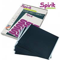 Трансферный лист SPIRIT CLASSIC SHEET CARBON. США (1шт)