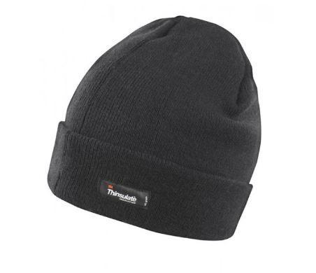 Шапка Result Lightweight thinsulate hat Черный
