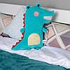 Подушка - игрушка Веселый Дракоша Metoo Bondik KR 212, фото 4