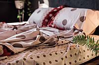 """Комплект постельного белья """"Тирамису"""" сатин люкс"""