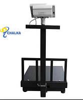 Весы товарные VB-W (600 LED) ГОСТ, фото 1