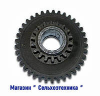 Шестерня редуктора ведомая КПП ЮМЗ - 6.