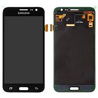 Дисплей для Samsung J320 Galaxy J3 (2016), модуль в зборі (екран і сенсор), черный, TFT++