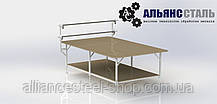 Раскройный стол, разборный, 2.5 x 1.8 (Альянс Сталь)
