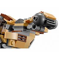 Конструктор LEPIN STAR WARS, 93 предмета Боевой корабль Вуки Идея подарка!
