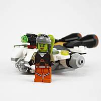 Конструктор LEPIN STAR WARS, 113 предметов Корабль призрак Идея подарка!