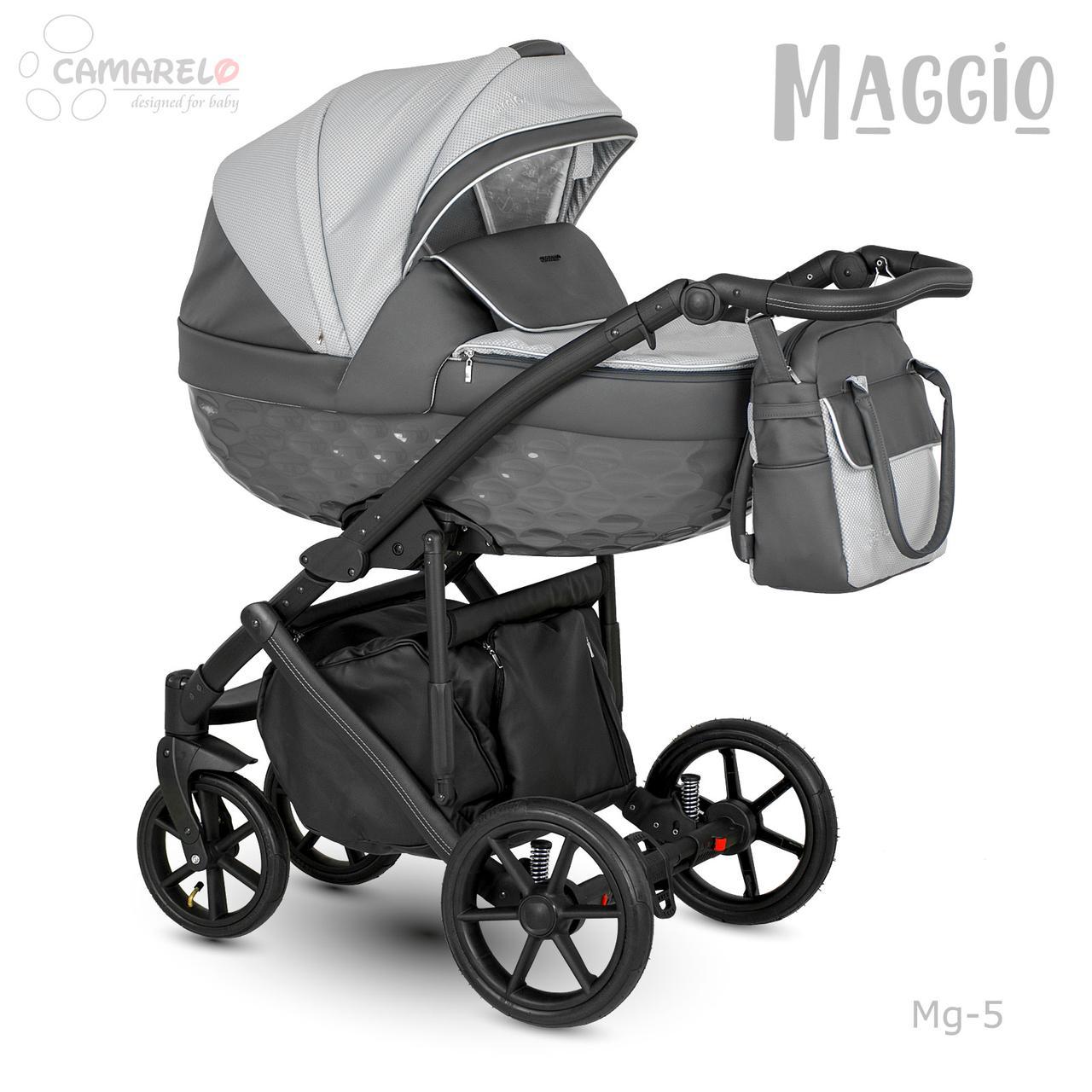 Детская универсальная коляска 2 в 1 Camarelo Maggio Mg-5