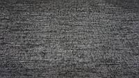 Ткань дублерин чёрный (прокладочный материал)