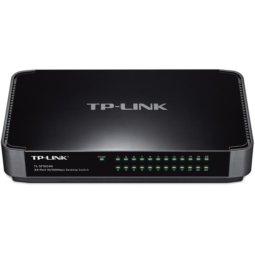 Коммутатор сетевой TP-Link TL-SF1024M