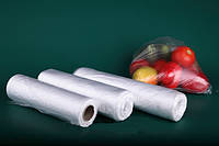 Пакеты фасовочные для пищевых продуктов в рулоне 23 x 40 см (уп-950 шт)