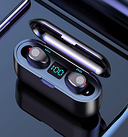 Беспроводные Bluetooth наушники с микрофоном Amoi F9-touch