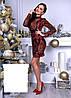 Шикарное платье.Ткань дорогой гипюр  Разные цвета (10116), фото 5