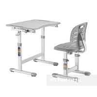Комплект парта + стул трансформеры Omino Grey FunDesk, фото 1