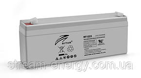 Акумулятор AGM Ritar (12В -2,3 Ач) RT1223
