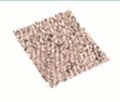 Набор шлифовальной бумаги 20х20см. Основа - ткань. (10 шт) Semin