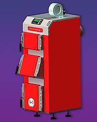 Твердотопливный котел TatraMet Uni, 40кВт