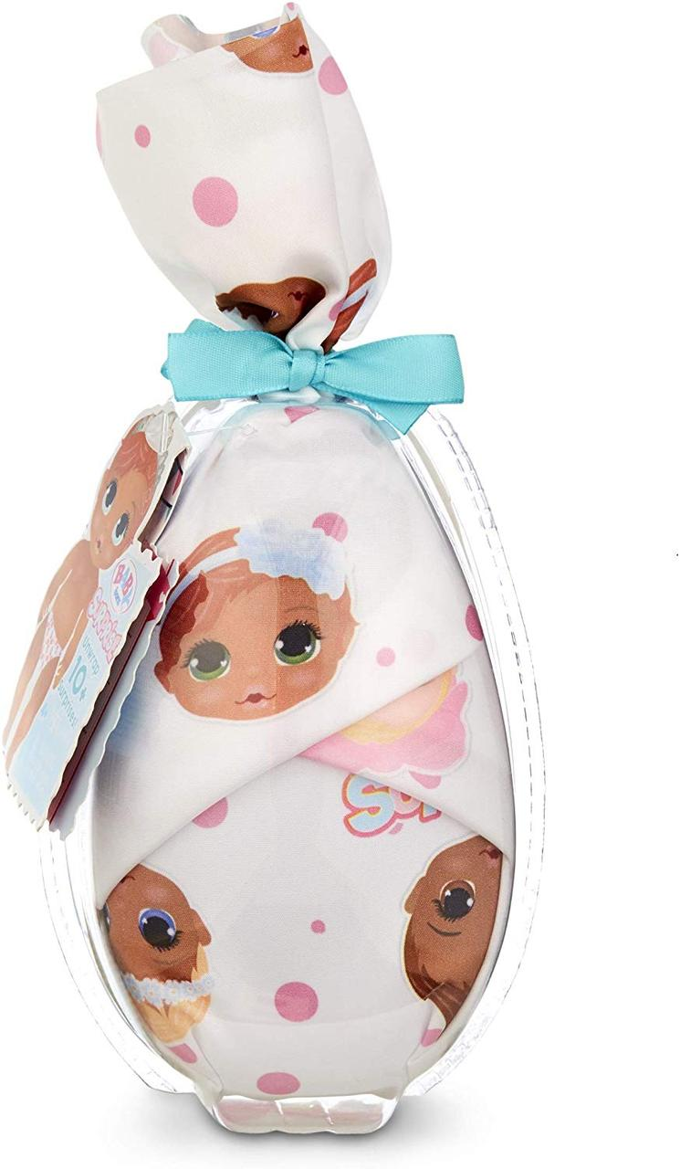 Игровой набор с куклой Baby Born Surprise Series 2 - ОЧАРОВАТЕЛЬНЫЙ СЮРПРИЗ W2 серия 2