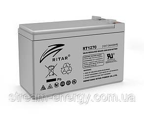 Акумулятор AGM Ritar (12В -7аг) RT1270