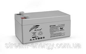 Акумулятор AGM Ritar (12В -3,2 Ач) RT1232