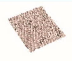 Набор шлифовальной бумаги для затирки угловой. Основа - ткань (10 шт) Semin