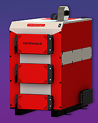 Промышленный твёрдотопливный котел TatraMet Max, 75 кВт