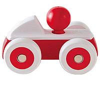 Дерев'яна іграшка Hape Машинка Червона