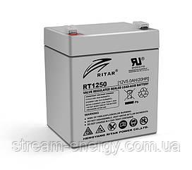 Акумулятор AGM Ritar (12В -5аг) RT1250