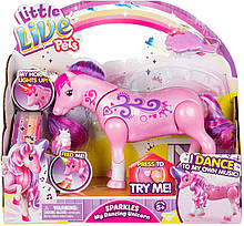 Интерактивная игрушка Moose Little Live Pets Единорог Sparkles